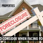 Options To Consider When Facing Foreclosure