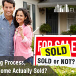 Home Selling Process, When Is A Home Actually Sold?