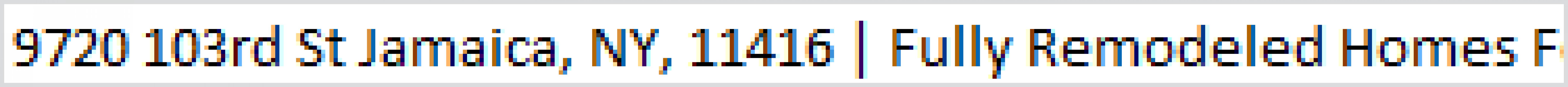 103rd St 9720,Jamaica,New York 11416,Sold,9720 ,1152
