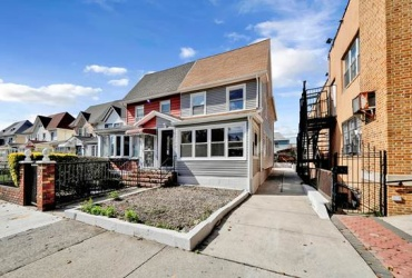814 East 49th St,Brooklyn,New York 11203,For Sale,1235